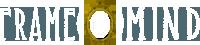 Frame of Mind Art Logo